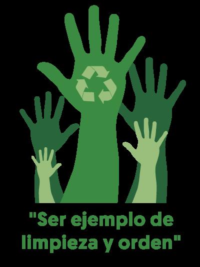 General Ambiental - Ser ejemplo de limpieza y orden
